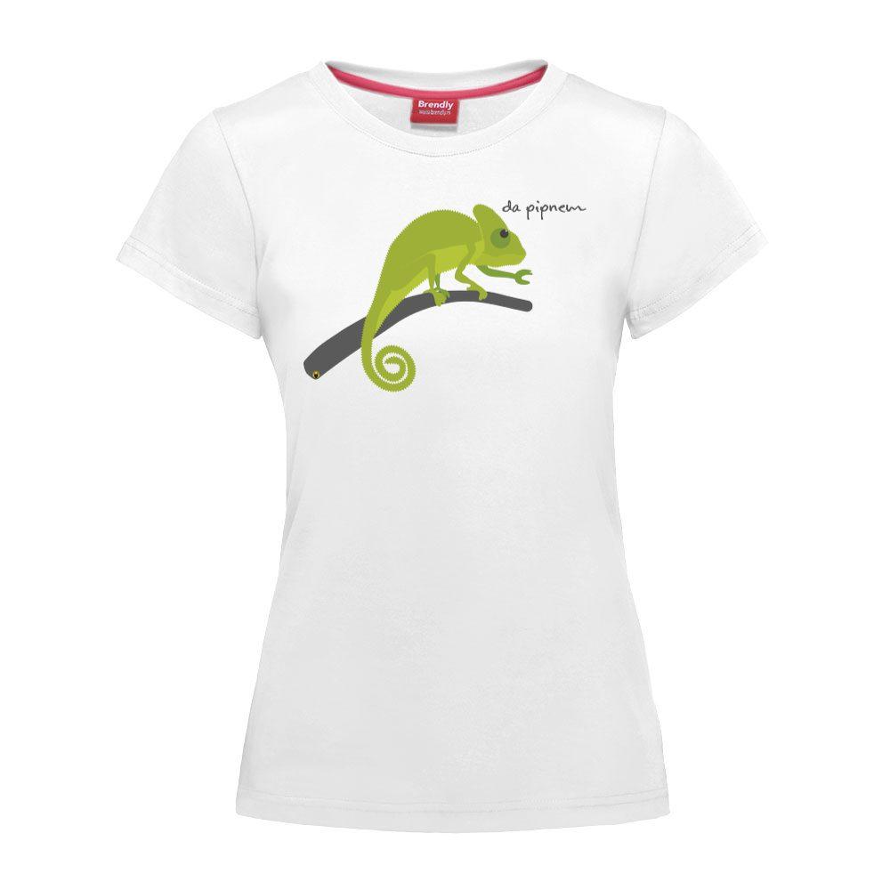 Radoznali kameleon