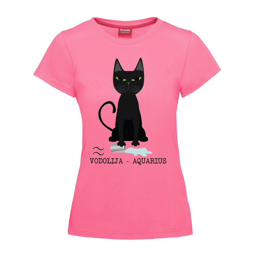 Mačko-zodijak - Vodolija