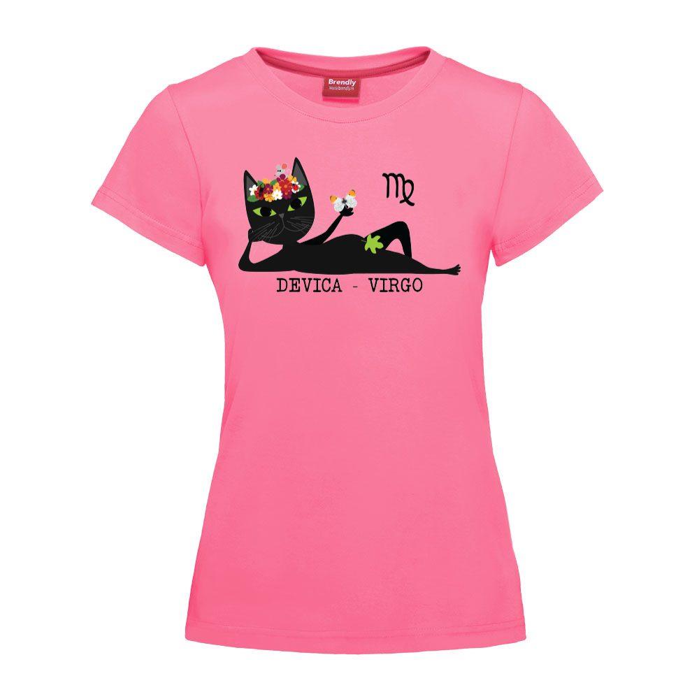 Mačko-zodijak - Devica