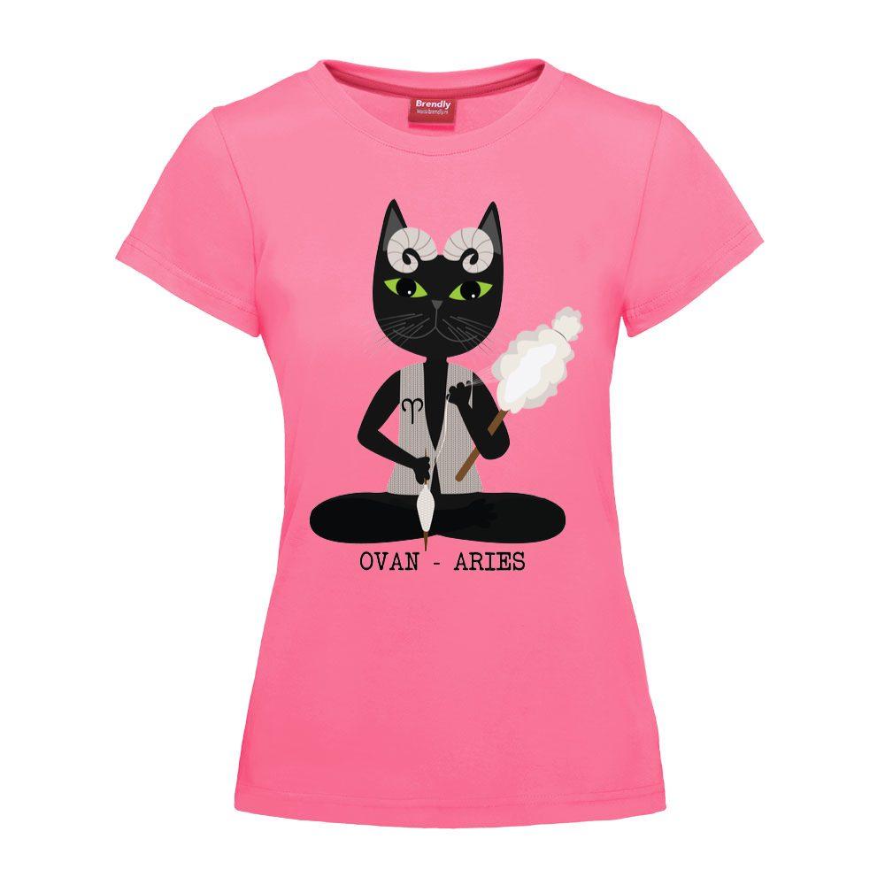 Mačko-zodijak - Ovan