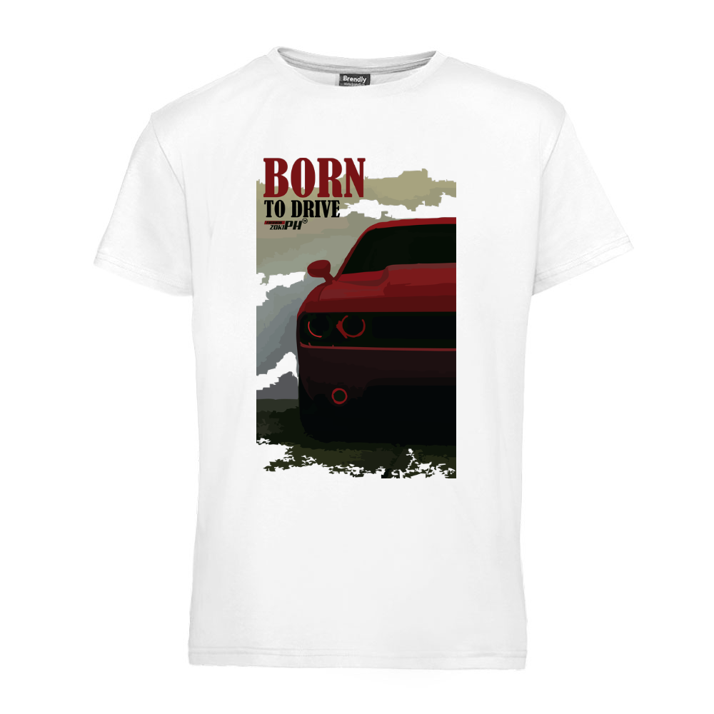 Born to drive Red