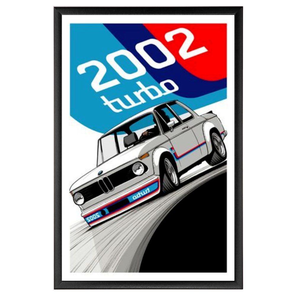 BMW turbo 2002