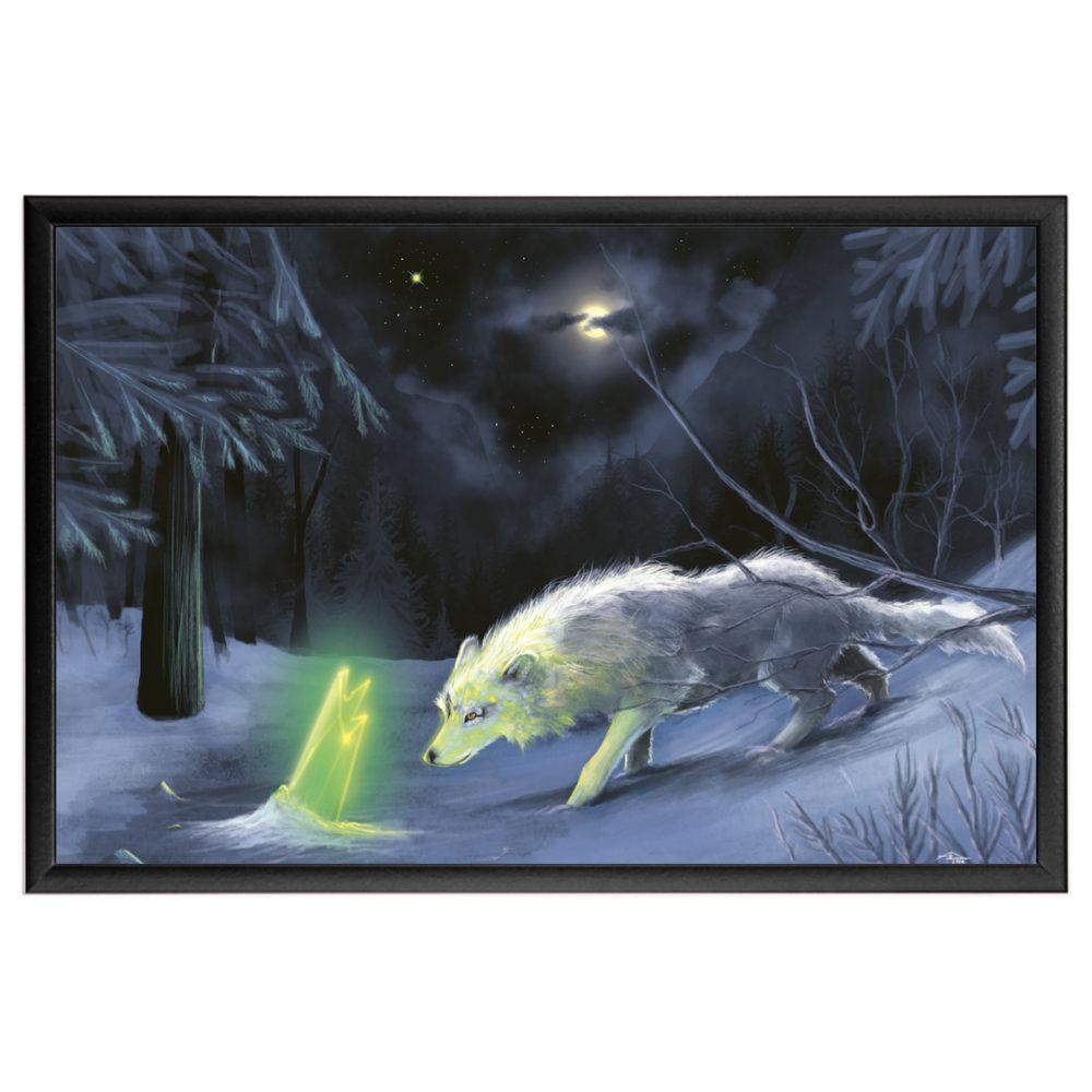 Radoznali vuk